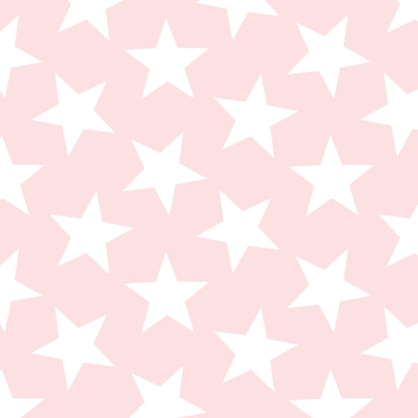Pink Star Wallpaper