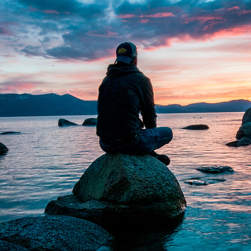 How to clean your mind for meditation and reducing stress