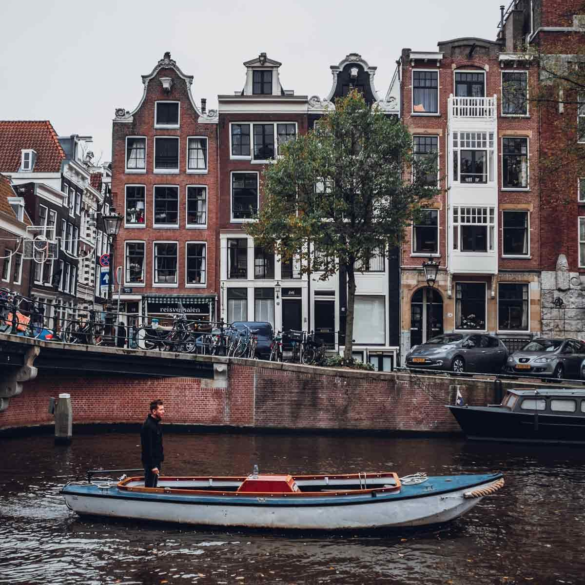 Offbeat Travel: Dream and feel inspired in Amsterdam