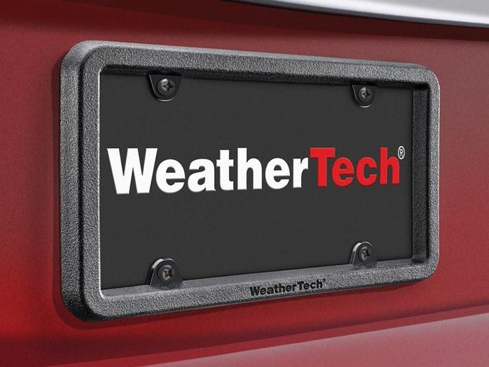 WeatherTech License Plates & Frames