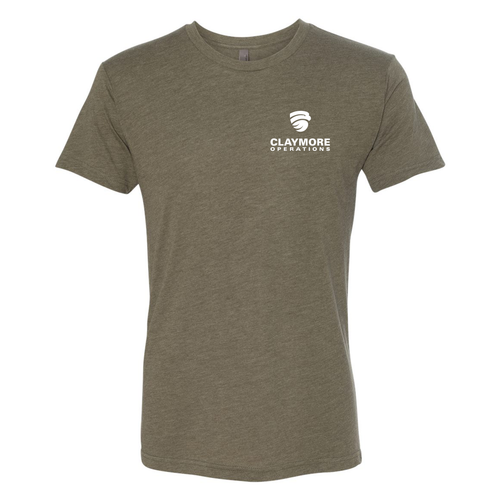 Claymore Operations Fundraiser Shirt