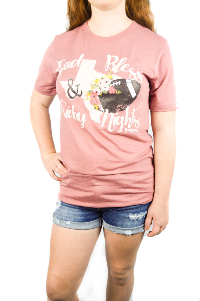 God Bless Friday Nigh Light Tee-Shirt