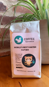Father's Day Coffee Beans - Dark Roast