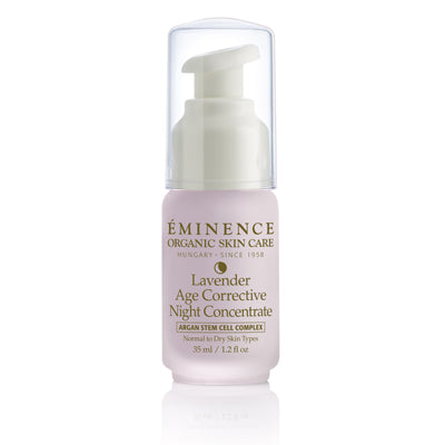 Lavender Age Corrective Overnight Concentrate