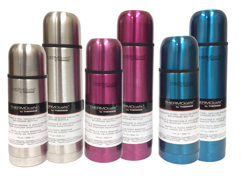 Thermos Stainless Steel Vacuum Insulated Beverage Bottle