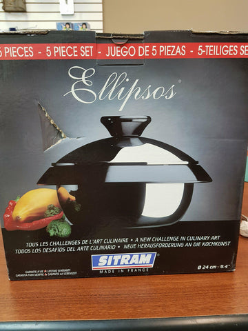 Ellipsos Multi-Layer Thermal Cooker (5 Piece Set)