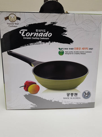 Tornado Ceramic Coated Cookware (30cm)