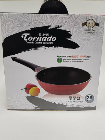 Tornado Ceramic Coated Cookware (26cm)