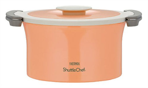 THERMOS Vacuum Insulated Thermal Cooker 3.0L Shuttle Chef