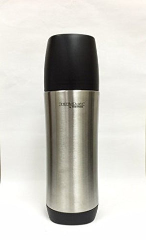 ThermoCafé Stainless Steel Vacuum Insulated Beverage Bottle (34 Oz)