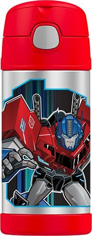Thermos Transformers FUNtainer™ Straw Bottle