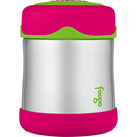 THERMOS FOOGO Vacuum Insulated Stainless Steel 10oz. Food Jar