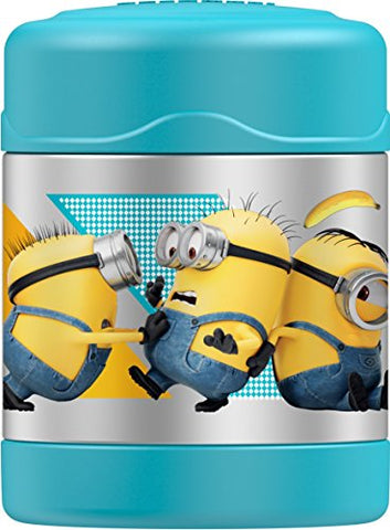 Thermos FUNtainer Stainless Steel 10oz. Food Jar - Minions
