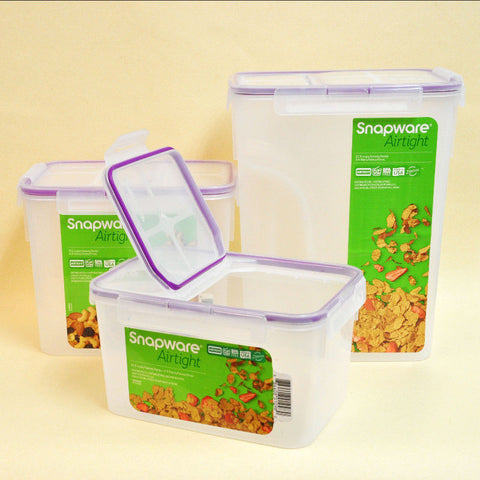 Snapware Airtight Containers SET (3 pcs.)