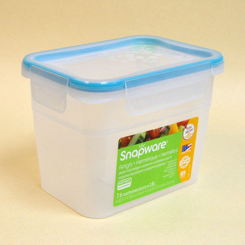 Snapware Plastic Food Storage (1.8L)