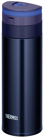 Thermos Slide Push Stainless Steel Vacuum Insulated 350mL Tumbler
