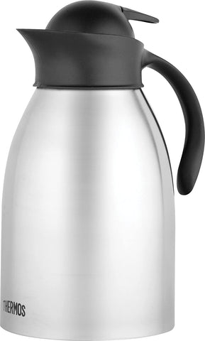 Thermos 1.5L Stainless Steel Round Carafe CF1016