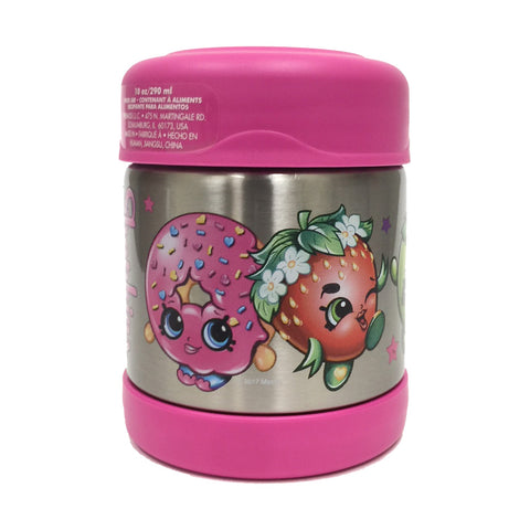 Shopkins 10oz. Food Jar Thermos Funtainer