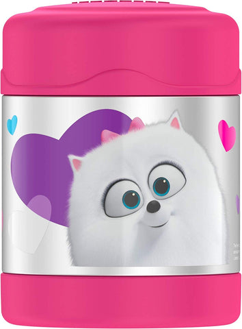 Thermos FUNtainer Stainless Steel 10oz. Food Jar - The Secret Life of Pets 2
