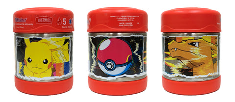Thermos FUNtainer Stainless Steel 10oz. Food Jar - Pokemon