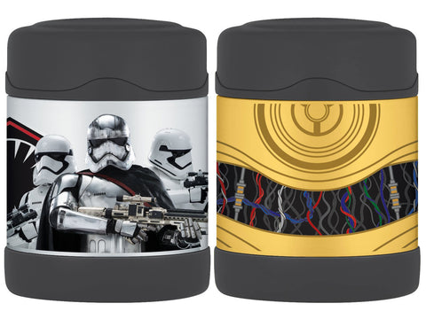 Thermos FUNtainer Stainless Steel 10oz. Food Jar - Star Wars