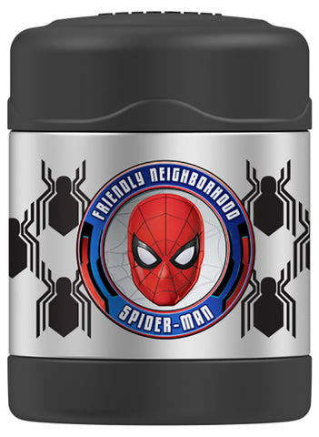 Thermos FUNtainer Stainless Steel 10oz. Food Jar - Spiderman