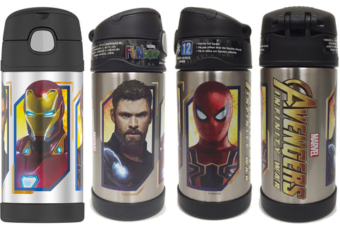 Thermos FUNtainer Hydration Bottle - Avengers Infinity War