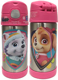 Thermos FUNtainer Paw Patrol 12oz/355mL Stainless Steel Straw Bottle