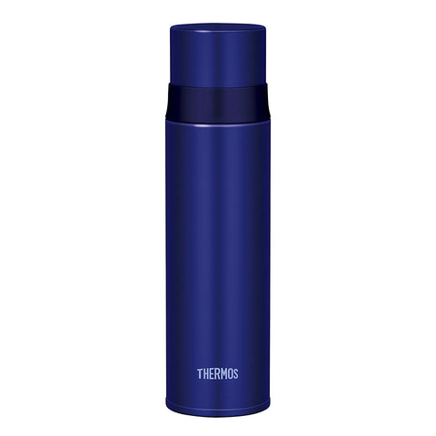 Thermos 500mL Stainless Steel Vacuum Bottle (Japanese Import) FFM-500