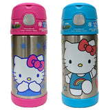 Thermos Hello Kitty FUNtainer™ Straw Bottle 12oz