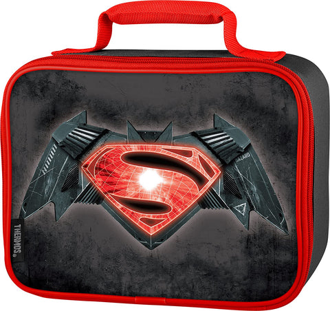 Thermos Insulated Soft Lunch Bag (Batman vs Superman)