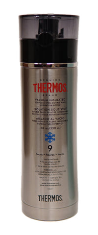 Thermos 18 Ounce/530mL Stainless Steel Hydration Bottle (NS4019)