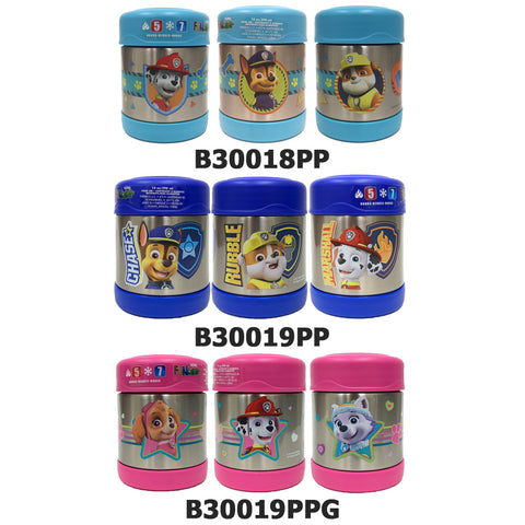 Thermos FUNtainer Stainless Steel 10oz. Food Jar - Paw Patrol