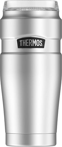 Thermos Stainless King 20oz. Vacuum Insulated Stainless Steel Tumbler with 360 Lid (SK1200)