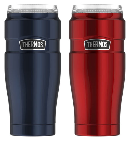 Thermos Stainless King 32oz./940mL Vacuum Insulated Stainless Steel Tumbler with 360 Lid (SK1300)