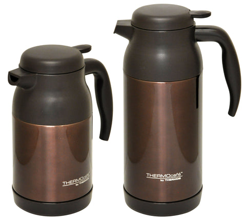 Thermos Stainless Steel Carafe with Detachable Tea Filter (TFC Model)
