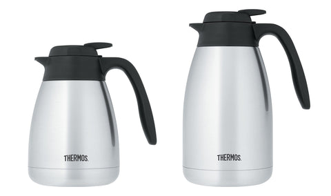 Thermos Vacuum Insulated Stainless Steel Carafe (TGS Series)