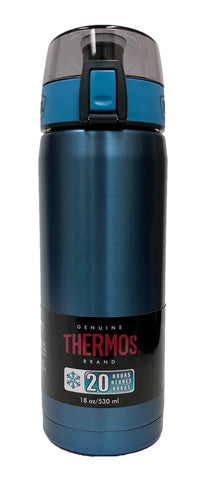 Thermos 18oz/530mL Vacuum Insulated Stainless Steel Hydration Bottle (TS406)