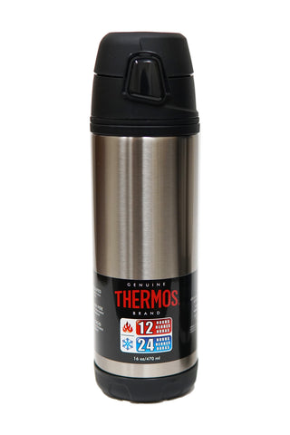 Thermos ELEMENT5 16oz./470mL Vacuum Insulated Stainless Steel Backpack Bottle (TS4504AW4)