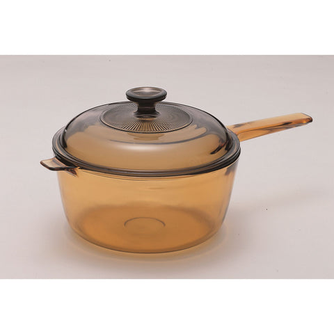 Visions 2.5L Saucepan with Lid