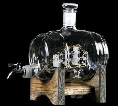 Premium Boat Decanter