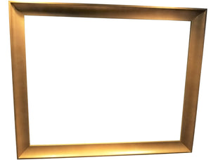 Gold Wood Frame