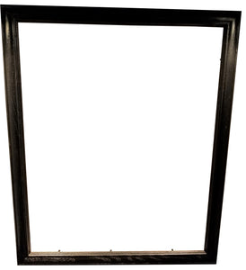Black Wood Frame