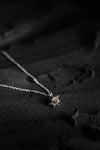 AB X CADENCE LONDON Diminutive Vertebra Necklace - SILVER-Anatomy Boutique-Anatomy Boutique