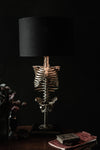 AB X BLACKENED TEETH - Skeleton Lamp-Anatomy Boutique-Anatomy Boutique