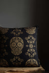 Sugar Skull Cushion-Anatomy Boutique-Anatomy Boutique