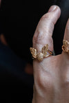 AB X IOANNA LIBERTA Flying Brain Ring-Anatomy Boutique-Anatomy Boutique