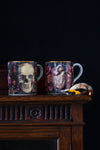 AB X EVI ANTONIO - Vanitas Mugs-Anatomy Boutique-Anatomy Boutique