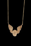 AB X IOANNA LIBERTA Flying Brain Necklace-Anatomy Boutique-Anatomy Boutique