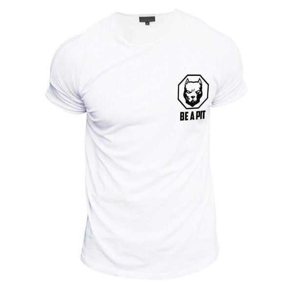 "T-shirt ""Motivation"" Blanc"